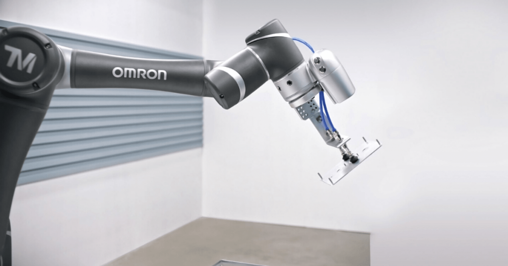 Cobots from Omron